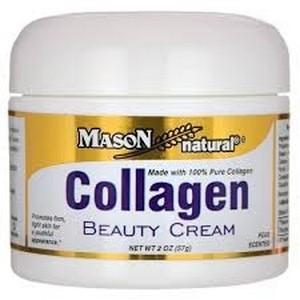 Mason Natural 100% pure Collagen Beauty Cream 57 g