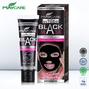 MAYCARE WHITE Masque noir