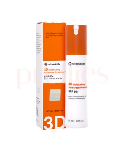 Md Ceuticals 3D sun screen protection spf50+ 50ml