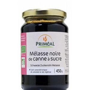 Mélasse noire de canne à sucre 450g