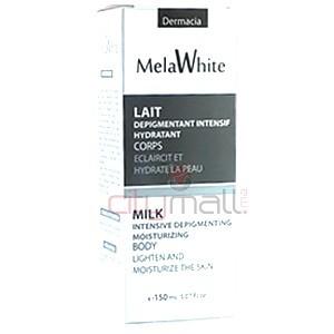 Dermacia Melawhite Lait dépigmentant intensif hydratant corps 150 ml