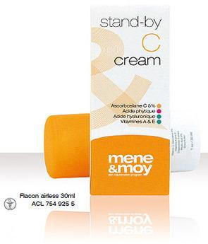Menemoy Stand-by vit C 5 Cream (30 ml)