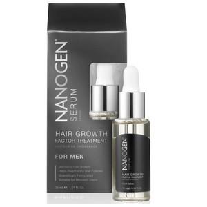 Anti-chute Nanogen Sérum croissance traitant pour Cheveux Fins Hommes 30 ml