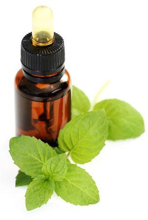 Flore est sens huile essentielle de menthe poivrée 20ml