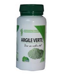 MGD Argile verte ventre plat 120 gélules
