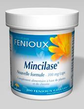 Fenioux mincilase (200 gélules)