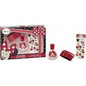 Air-Val Minnie Mouse & You Set Eau de Toilette 50ml +Bracelet + stickers Réf : 9791