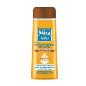 Mixa Shampooing démêlant très doux au karité 250ml Réf : 3600550245868