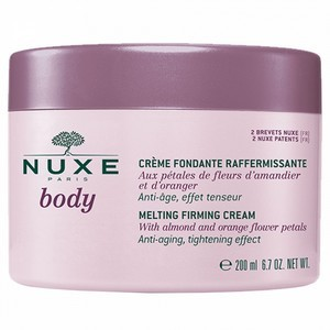 Nuxe Body Crème Fondante Raffermissante Anti Age 200ml