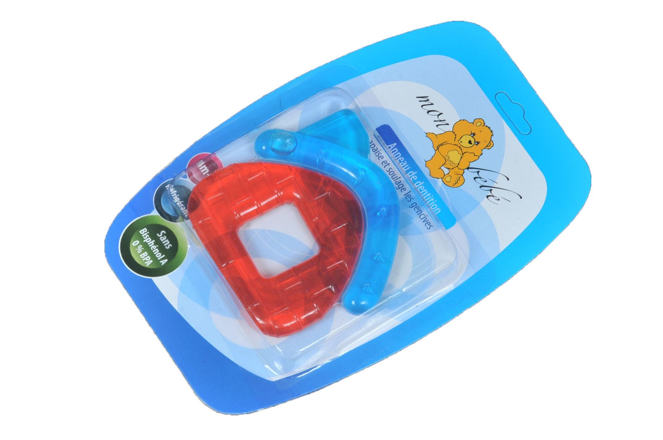 Mon bebe, anneau de dentition, sans BPA
