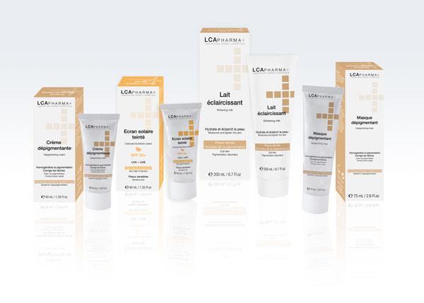 LCApharma Masque Dépigmentant 40ml