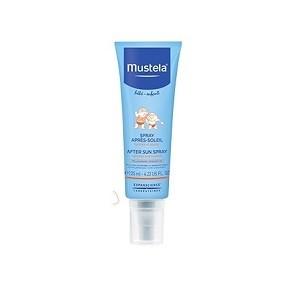Mustela Bébé Enfant Spray Après-Soleil Hydrate - Apaise et Rafraichit 125 ml