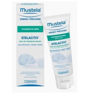 Mustela Stelactiv Soin Reparateur de l'Epiderme Fessier 75ml