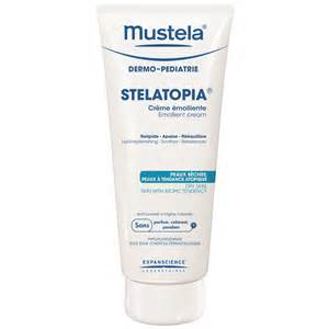 Mustela Stelatopia Crème Emolliente (200 ml)