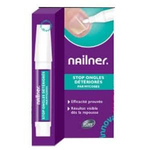 Nailner stylet contre la mycose des ongles +de 300 applicataions
