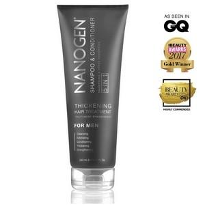5 en 1 Nanogen shampooing et conditioner pour hommes 240 ml