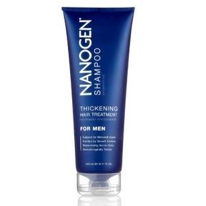 Anti-chute Nanogen Shampooing Volumateur Pour Cheveux Fins Hommes 240ml