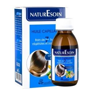 NaturEsoin Huile capillaire Bouquet de 10 huiles végétales et naturelles