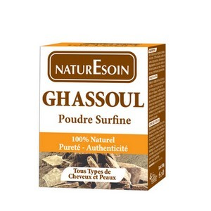 Naturesoin Ghassoul poudre surfine 100g