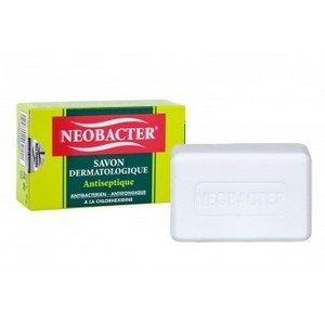 Nature soin Neobacter Savon Dermatologique à La Chlorhexidine 90G