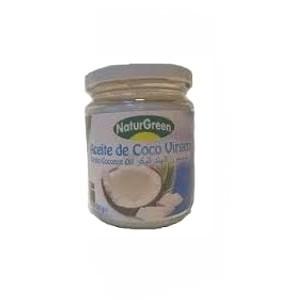 Naturgreen Huile de Coco Vierge Comestible 400g