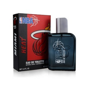 Air-Val NBA Miami Heat Eau de toilette 100ml Réf : 5234