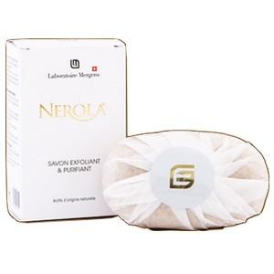 Nerola Savon exfoliant et purifiant 200g