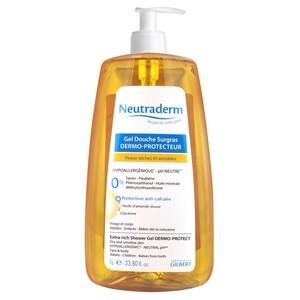 Neutraderm Gel douche surgras dermo-protecteur  1L