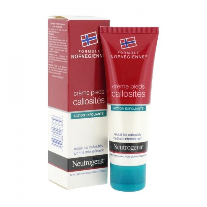 Neutrogena crème pieds secs et callosités (50 ml)