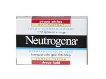 Neutrogena Savon Dermatologique Le Transparent Visage Peaux Sèches