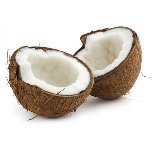 flore et sens Huile noix de coco (1 litre)