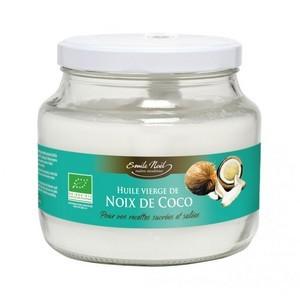 Emile Noël Huile Vierge de Noix de Coco 340ml