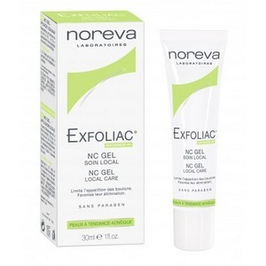 Noreva exfoliac NC GEL soin local 30ml