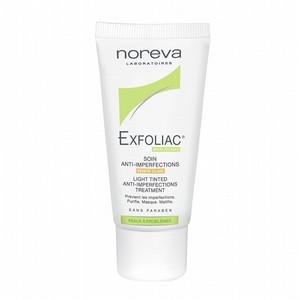 Noreva Exfoliac Soin anti-imperfections (teinté clair) 30ml