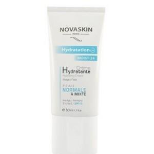 Novaskin Crème Hydratante Peaux normale à Mixte 50ml