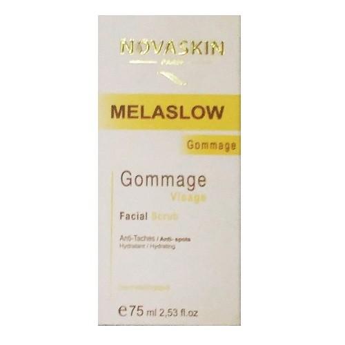 Novaskin melaslow gommage visage (75 ml)