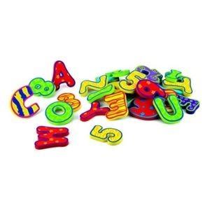 Nûby Jouet de bain (alphabet) +12 mois Réf : ID6140