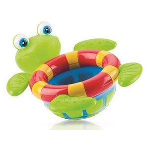 Nûby jouets de bain (tortue flottante) +12 mois Réf : ID6145