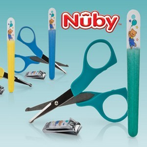 Nuby Set manicure