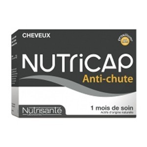 Nutrisanté Nutricap Anti-Chute 60 Gellules 1 Mois de Soin