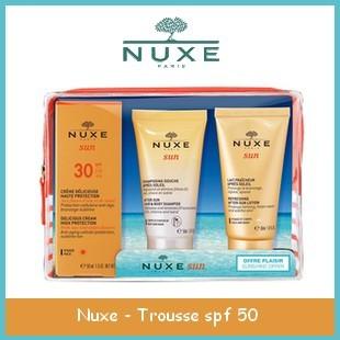 Nuxe Sun Trousse solaire SPF 50
