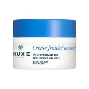 Nuxe Crème Fraîche de Beauté Hydratante et Apaisante 48H Peaux Normales (50 ml)