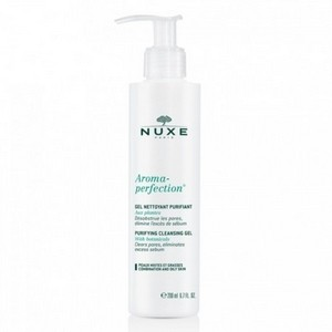 Nuxe Aroma-Perfection Gel Nettoyant 200 ml