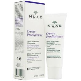 Nuxe Crème Prodigieuse Soin Hydratante Défatigante peaux normales a mixtes 40ml