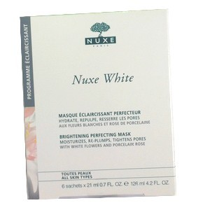 Nuxe White masque éclaircissant perfecteur 6x 21ml