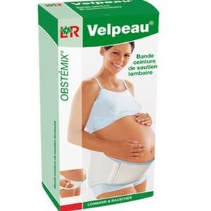 LR Velpeau Obstémix ceinture de soutien spéciale grossesse