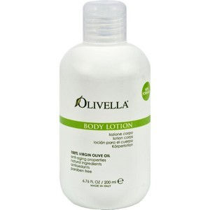 Olivella Lotion Corps - 100% Huile d'Olive Vierge 200ml