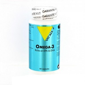 VIT'ALL+ Omega 3 60 capsules