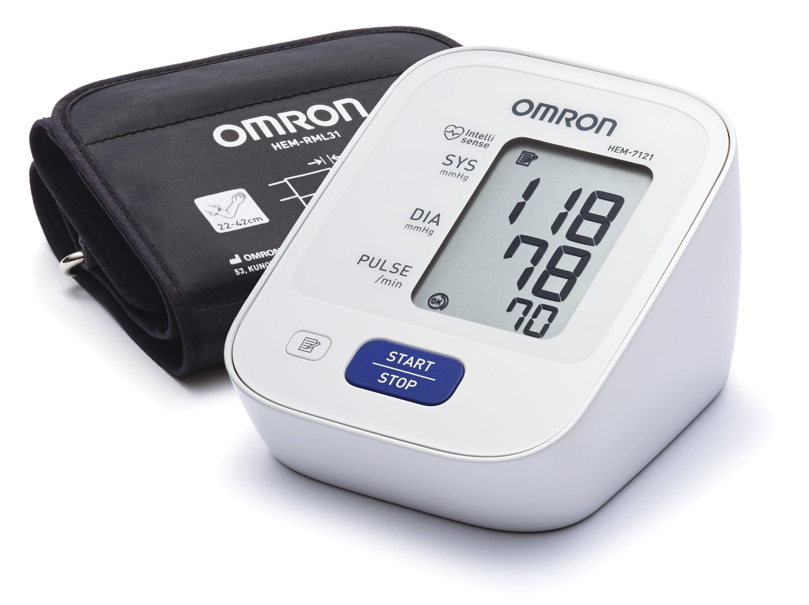 Omron Tensiometre automatique à bras M2 Basic