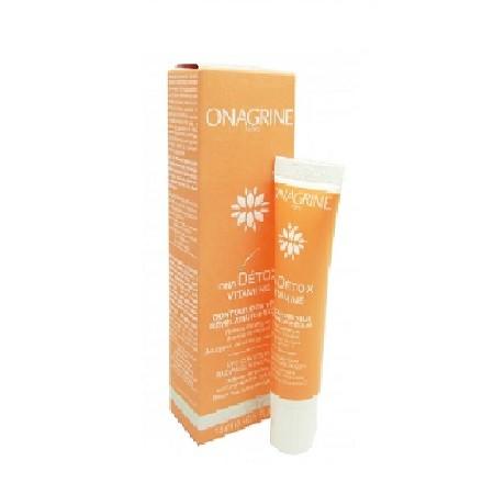 Onagrine DNA Détox Vitaminé Contour des Yeux 15 ml